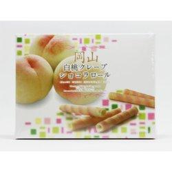 画像2: 白桃クレープショコラロール(14個入り)