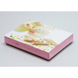 画像1: 白桃クレープショコラロール(14個入り)